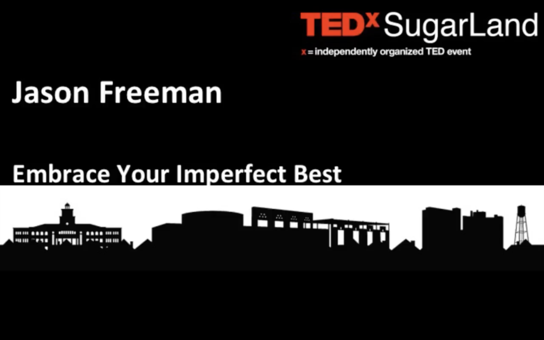Reflections on an Imperfect TEDx Talk – A Guest Blog